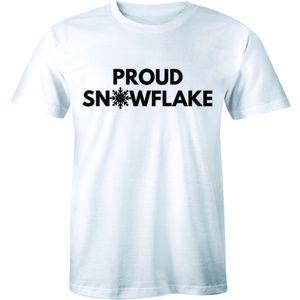 Proud Snowflake Liberal Pride Men's Tee T-shirt